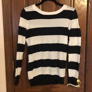 Sweaters - Perforated Express Sweater